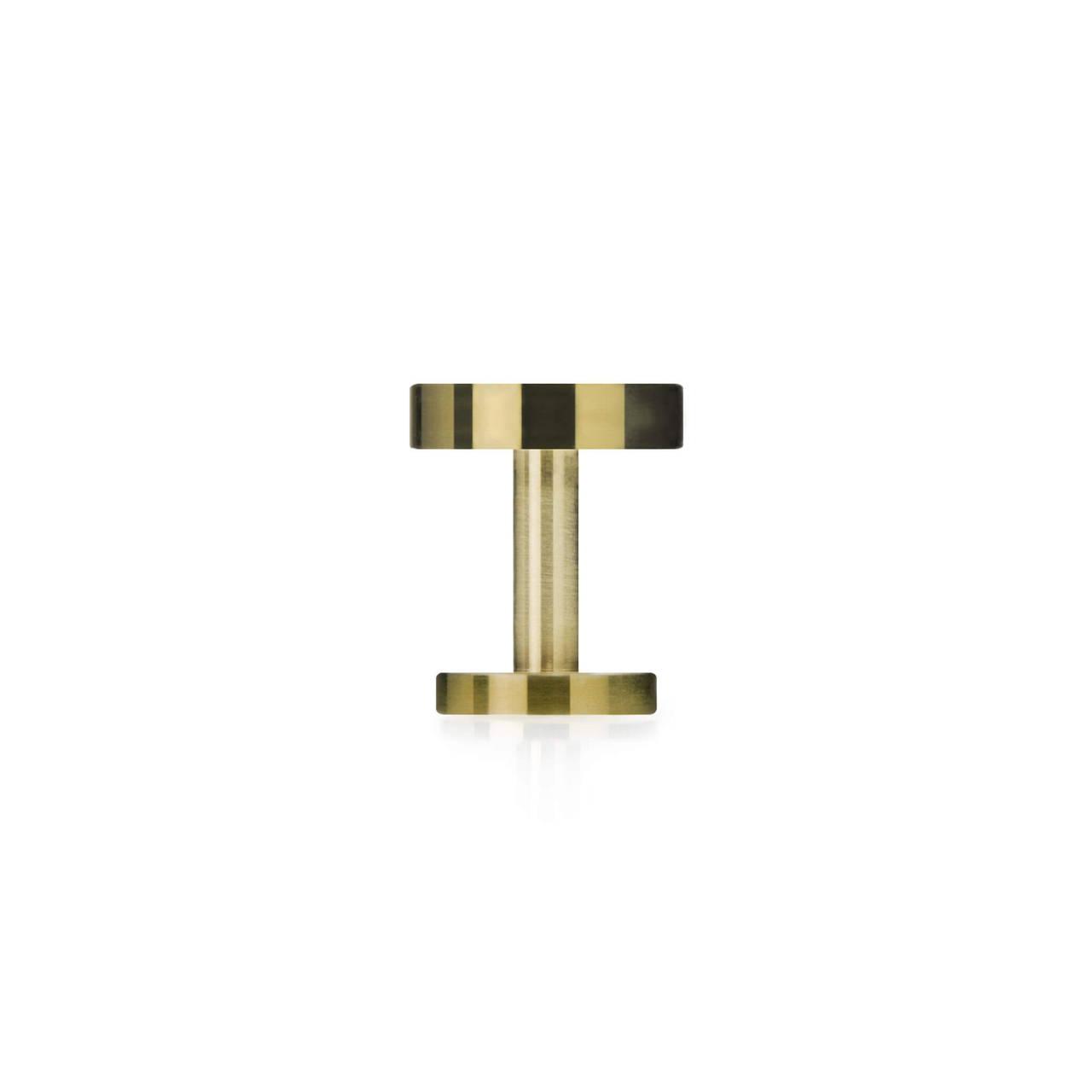 Brass Cufflink