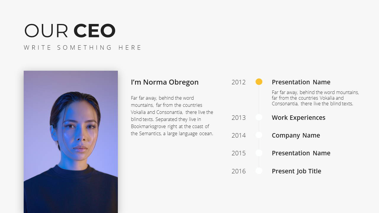 Minimal X Consulting Firm Proposal Presentation Template Founder