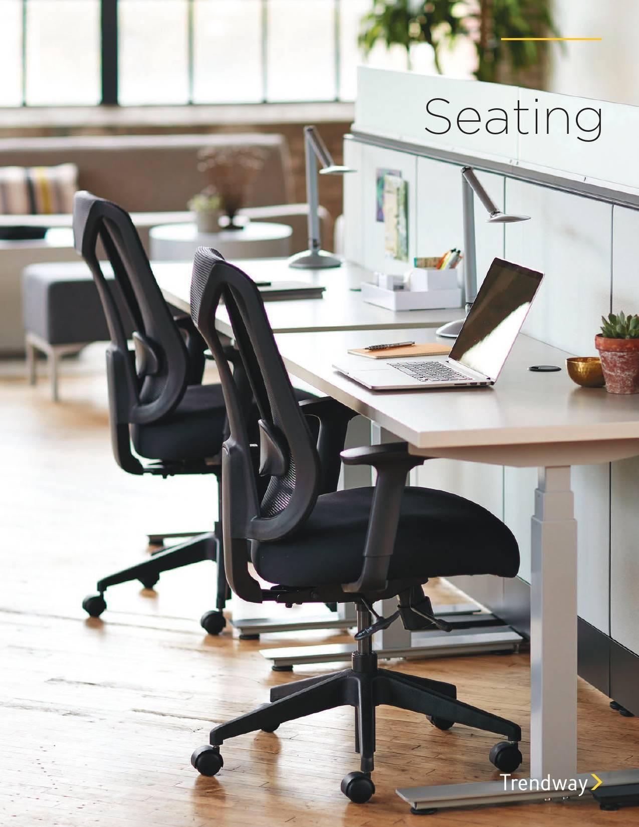 Trendway Furniture Seating Brochure