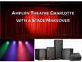 Donate to Theatre Charlotte's Stage Makeover