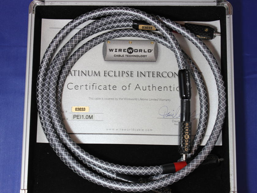 Old Fashioned Wireworld Cable Instrument Festooning - Everything You ...