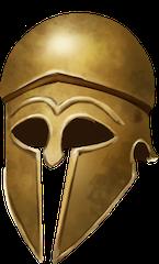 corinthina helmet