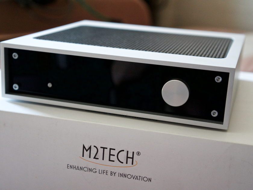 M2Tech Marley Class-A Headphone Amplifier
