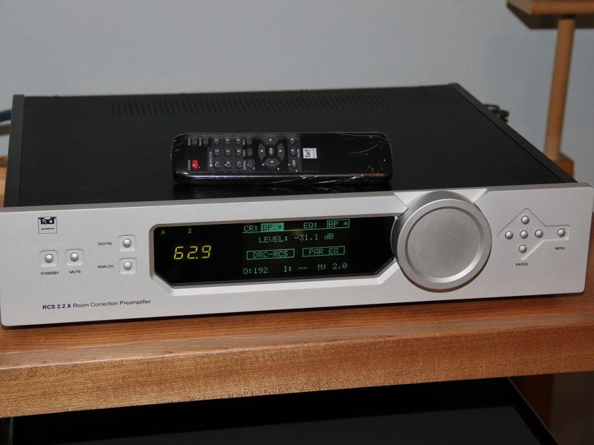 Tact Audio RSC-2.2X room correction preamp