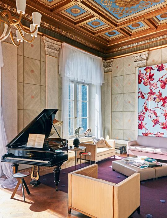 hamburg ehemalige karl lagerfeld villa steht zum verkauf. Black Bedroom Furniture Sets. Home Design Ideas