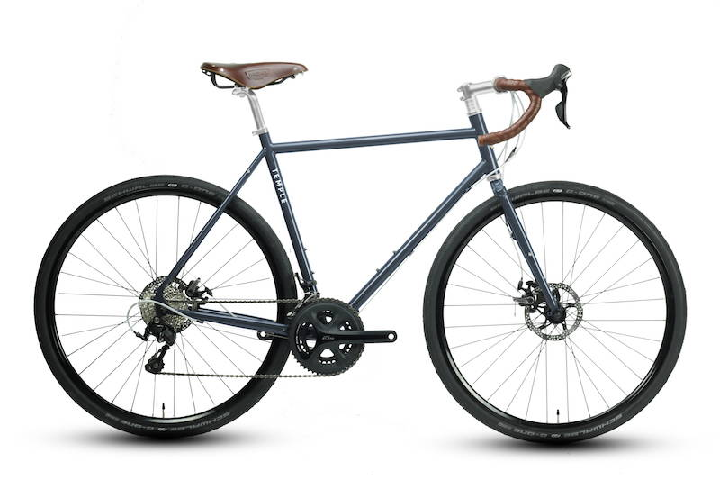 Temple Cycles - Lightweight Classic Bikes - Built in Bristol