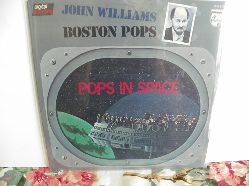 JOHN WILLIAMS/BOSTON POPS - POPS IN SPACE DIGITAL
