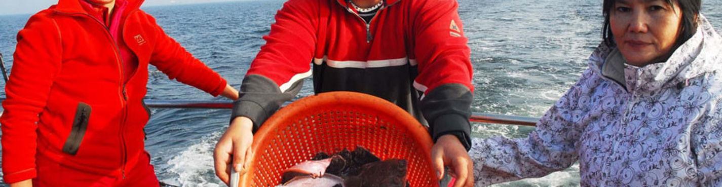 Морская рыбалка на Балтике — 3х дневный тур