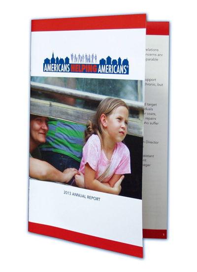 Americans Helping Americans Brochure