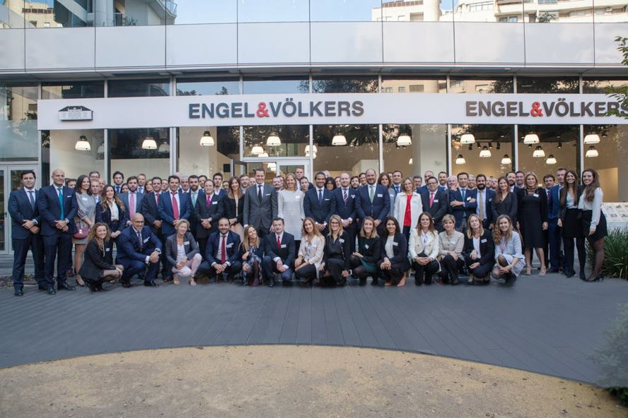Engel Und Partner successful engel völkers licence partner meeting 2017