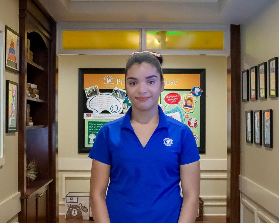 Lily Ortiz , Early Preschool Teacher