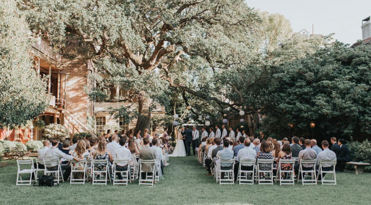 Using Multiple Venues on Wedding Day