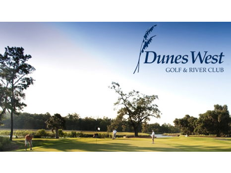 Four Rounds of Golf at Dunes West Golf and River Club