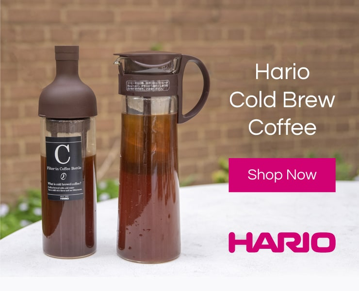 Hario UK - Get Ready for Cold Brew