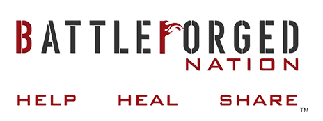 Battleforged Nation Logo