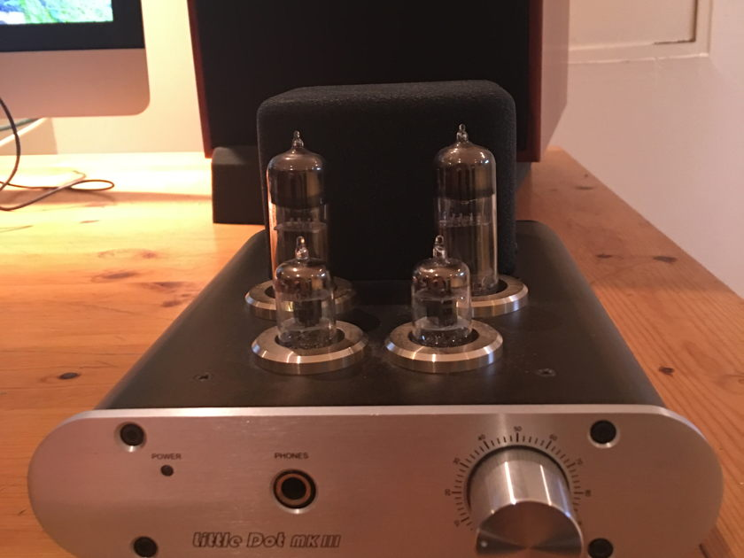 Little Dot Amplifiers MK III  Headphone Tube Amplifier