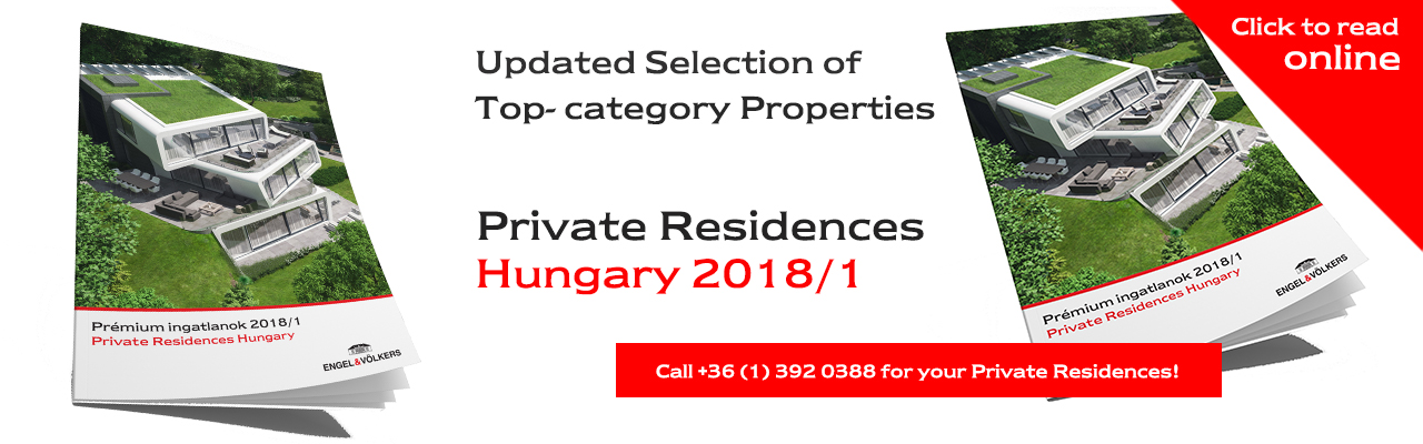 Budapest - Private Residences  2018 1