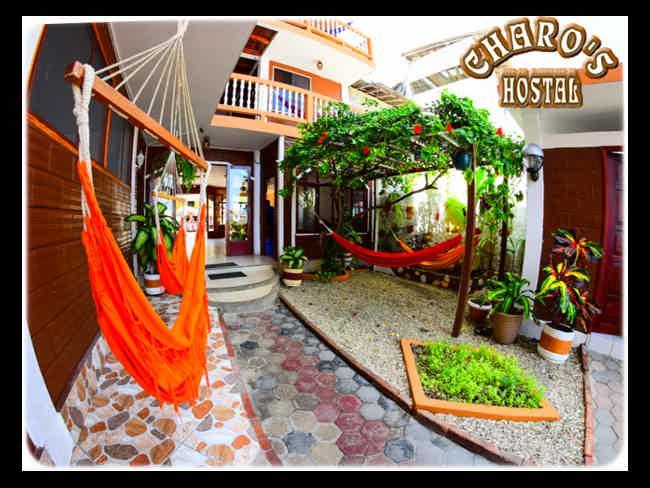 Charo's Hostal Bar Restaurant-Montañita