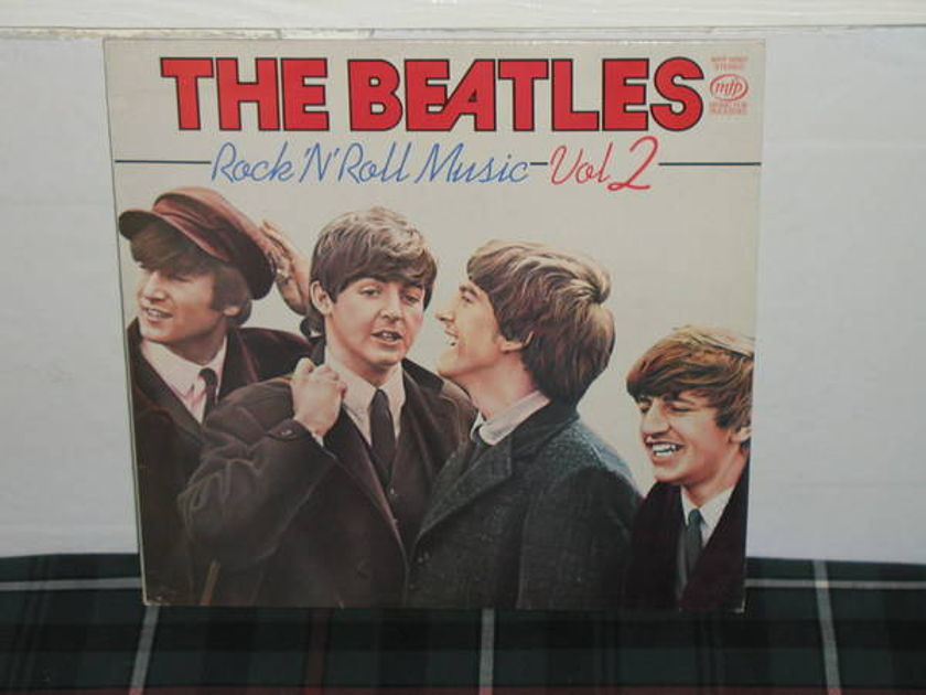 The Beatles - Rock N Roll Vol.2 UK import mfp 50507