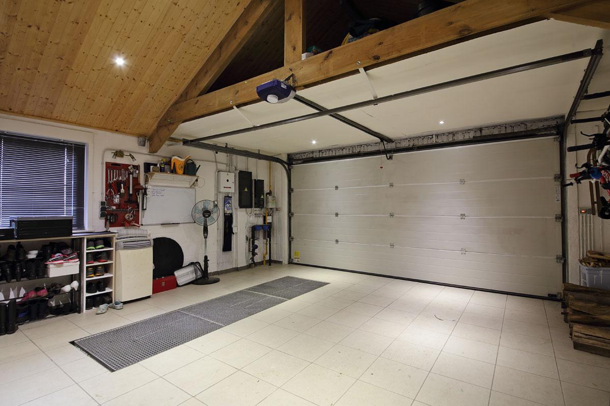 C'est le temps de ranger le garage