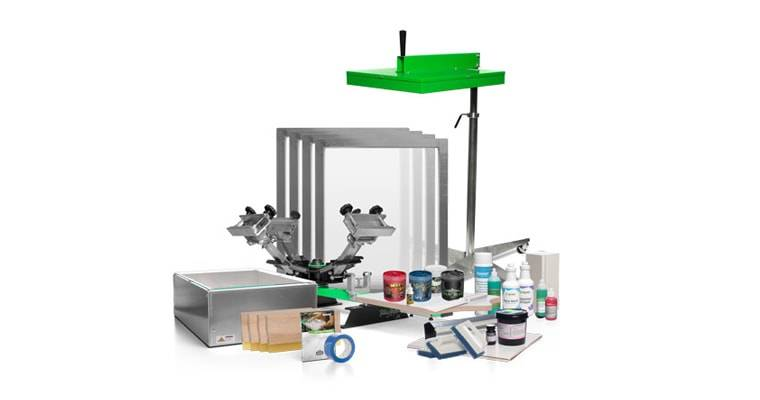 Screen Printing Kits U0026 Packages