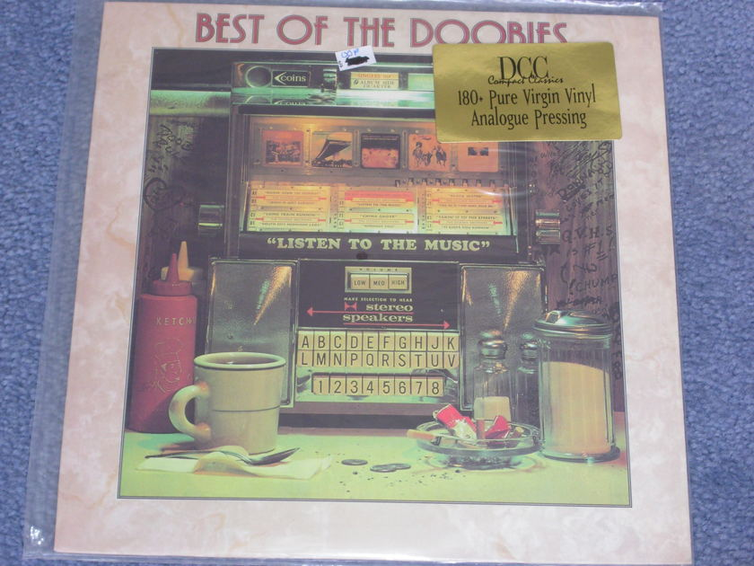 DCC  Doobie Brothers - Greatest Hits Factory Sealed -- DCC 180 gram