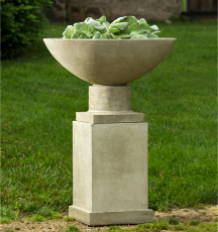 Planters with Pedestals