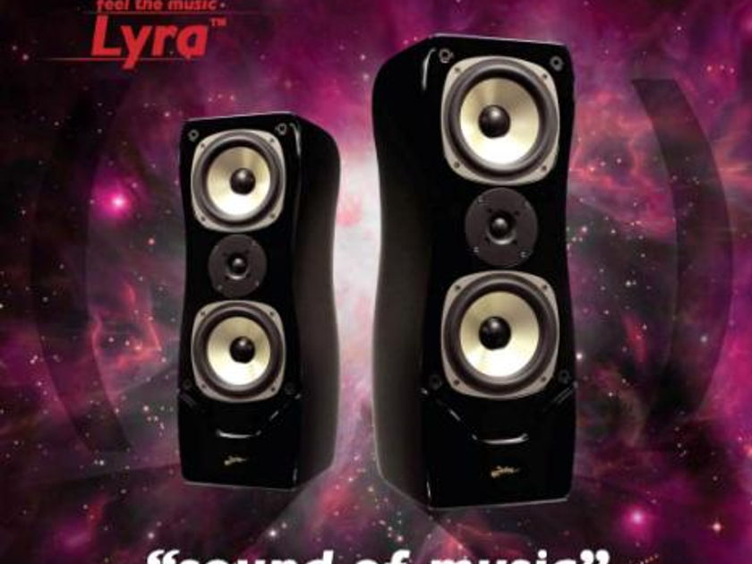 Jaton HD-661DX Lyra Shelf Speaker