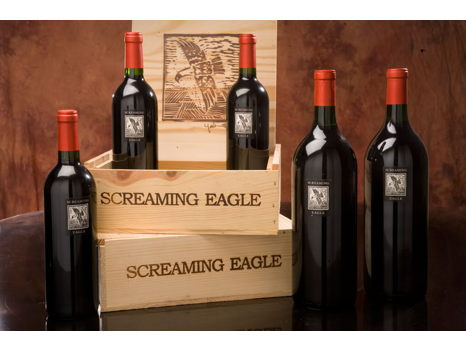 Perfectly Rated Screaming Eagle 2015 from the Stanton Cellar – RP 100 Points!