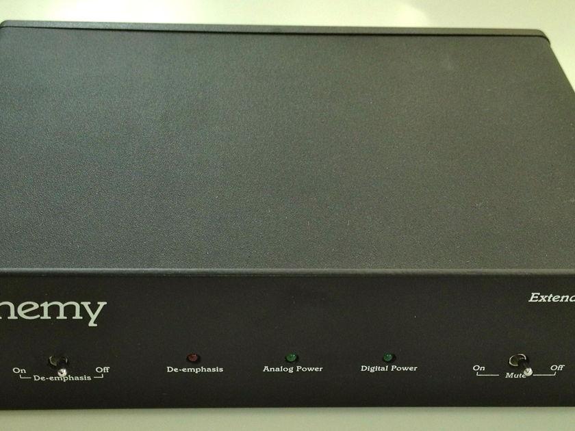 Audio Alchemy DTI Digital Transmission Interface + XDP Extended Digital Processor - Reference Level D/A-Converter Set.