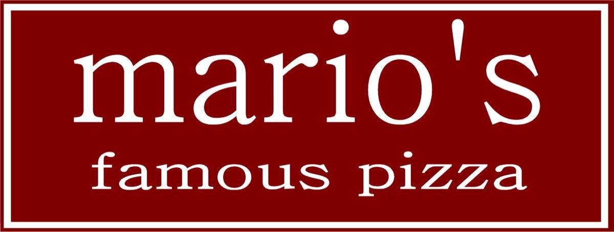 Logo - Mario's Famous Pizza