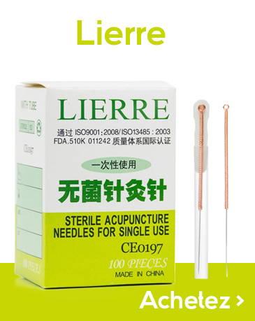 Acheter des aiguilles d'acupuncture Lierre au Canada