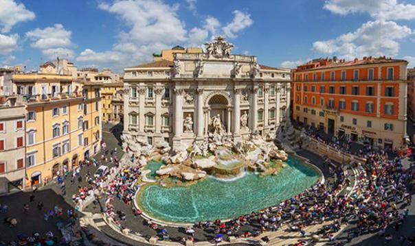 Рим в свете легенд и преданий.