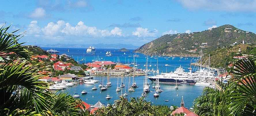 Luxembourg - Gustavia St Barts