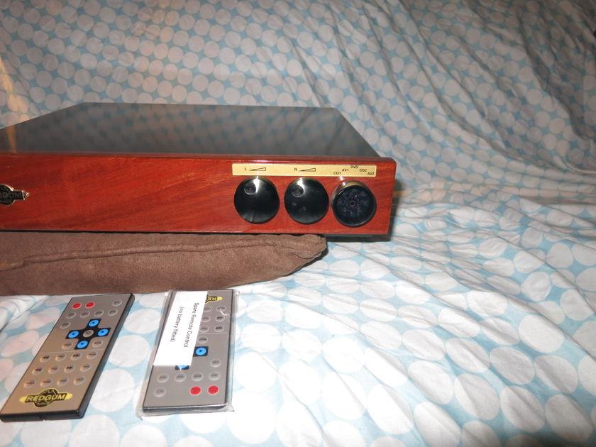 Redgum RGi-60 ENR VERY Musical Integrated Amp