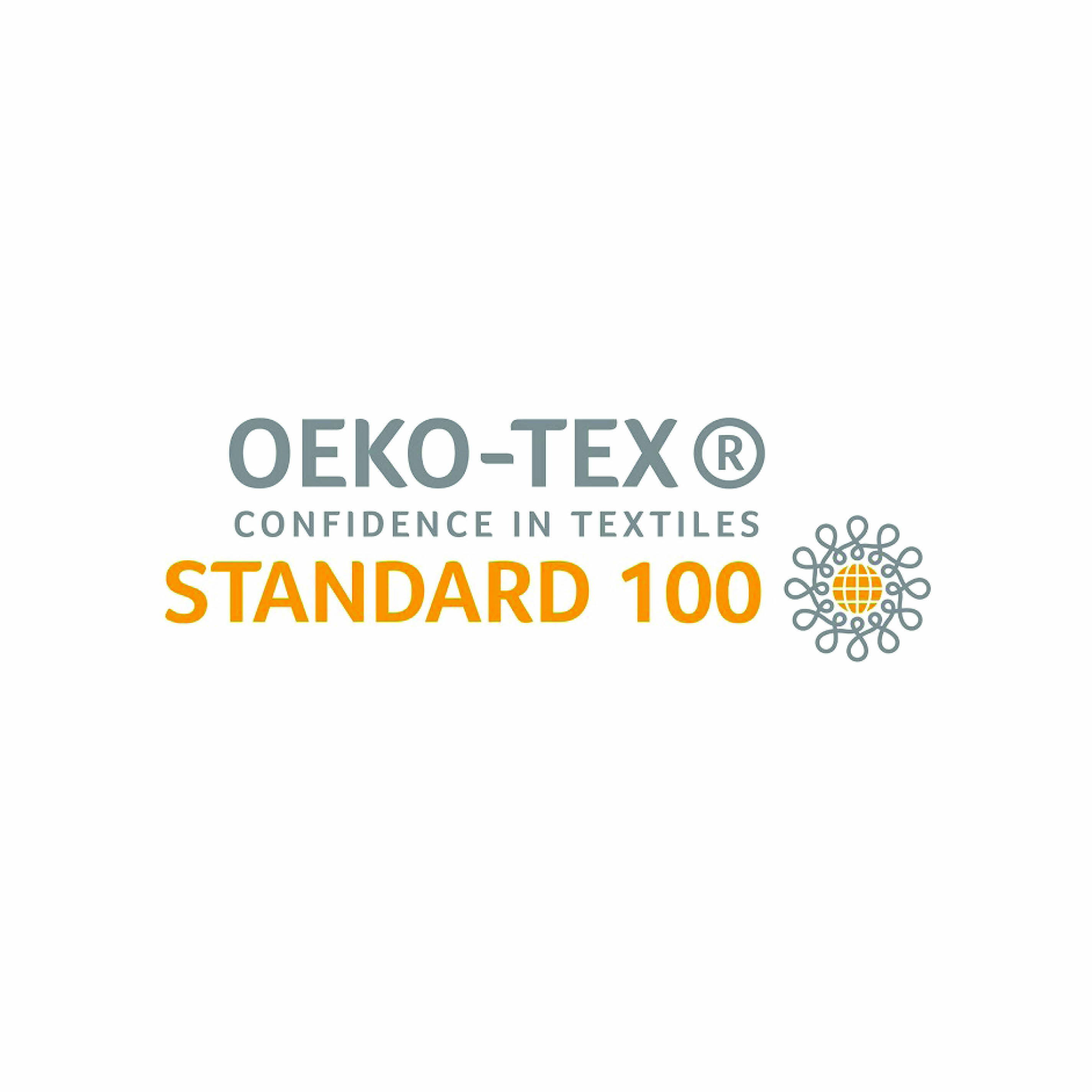 Oeko-Tex confidence in textiles icon. Graphic