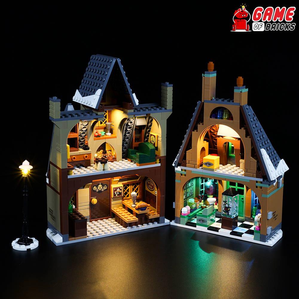 LEGO Hogsmeade Village Visit 76388 Light Kit