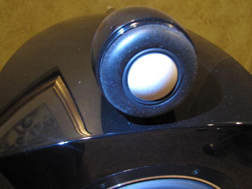 bowers &wilkins Nautilus 804d2 gl blk speakers