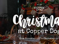 CHRISTMAS AT COPPER DOG image
