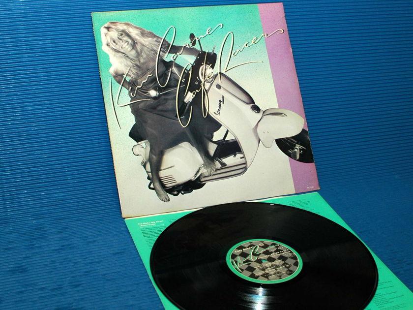 "KIM CARNES   - ""Cafe Racers"" -  EMI 1983 1st pressing"