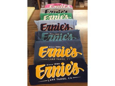 Ernie's Coffee Shop Basket