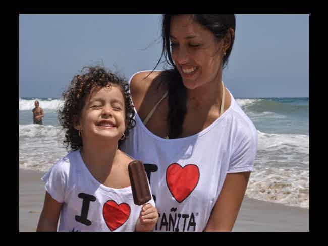 I LOVE MONTAÑITA   SOUVENIR SHOP-Montañita