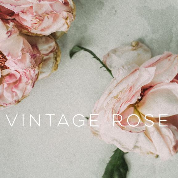 Vintage Rose Lavender Clove Soap