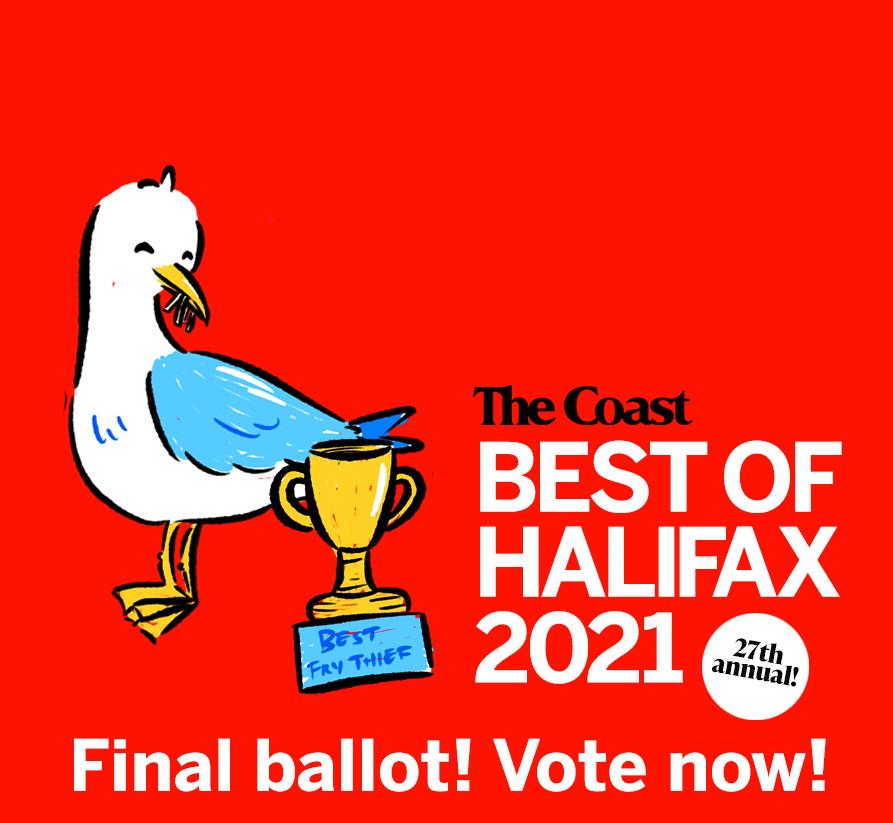 Best of Halifax 2021 Voting