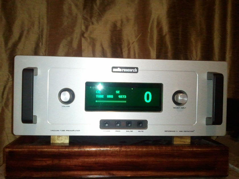 Audio Research Corp ARC Reference 3
