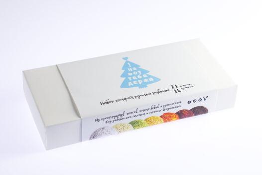 """микс 21.14 """"держинг"""" - набор пряных финиковых конфет ручной работы"""