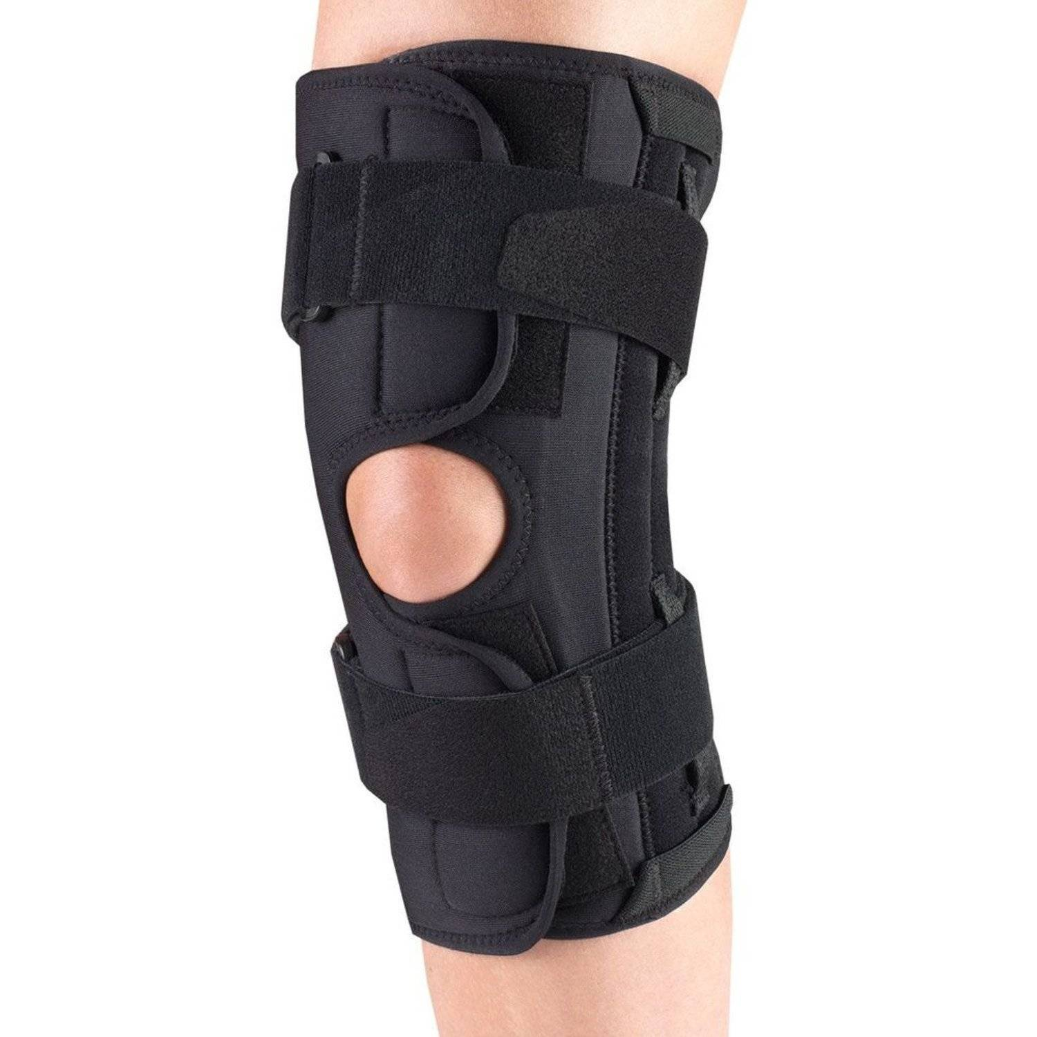 2542 / ORTHOTEX KNEE STABILIZER WRAP - SPIRAL STAYS