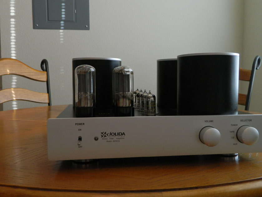 JOLIDA - JD707A - 40WPC Integrated Tube Amplifier