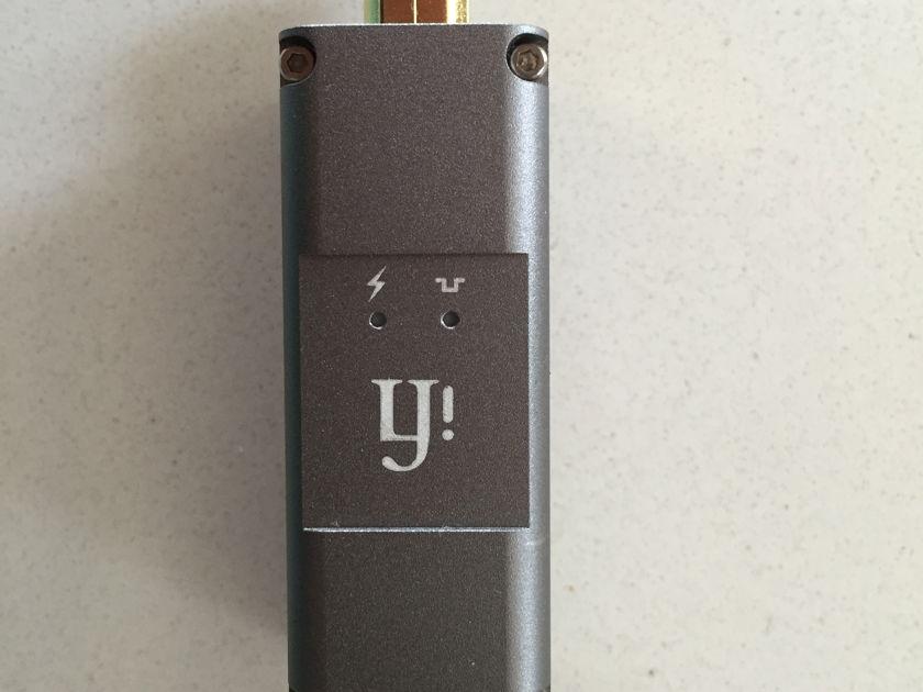 Ifi Audio iPurifier 2 USB de-jitterer and signal purifier