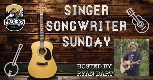 Singer-Songwriter Sunday with Ryan Dart